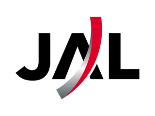 「JAL(Japan Airlines/日本航空)」ロゴマーク