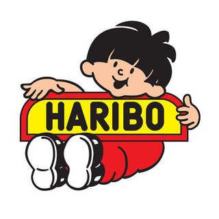 「HARIBO(ハリボー)」ロゴマーク