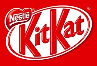 「Kit Kat(キットカット)」ロゴマーク