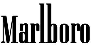 「Marlboro(マールボロ)」ロゴマーク