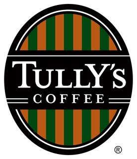 「TULLY'S COFFEE(タリーズコーヒー)」ロゴマーク