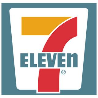「セブン・イレブン(7-Eleven)」ロゴマーク