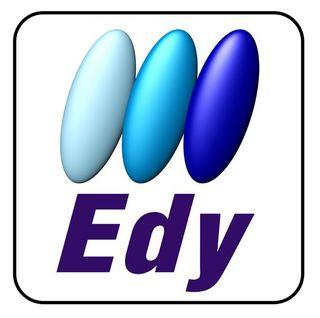 「Edy(エディ)」ロゴマーク