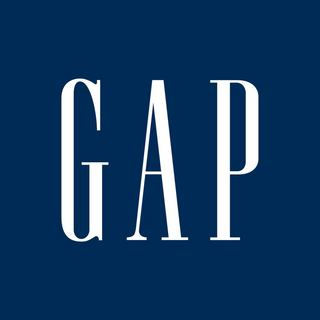 「GAP(ギャップ)」ロゴマーク