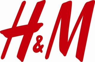 「H&M(エイチ・アンド・エム)」ロゴマーク