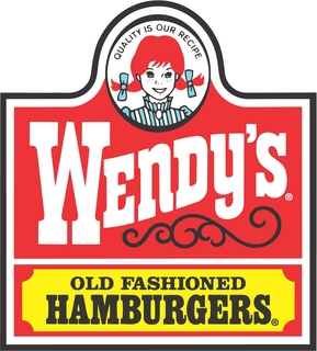 「Wendy's(ウェンディーズ)」ロゴマーク