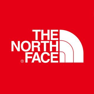 「THE NORTH FACE(ザ・ノースフェイス)」ロゴマーク