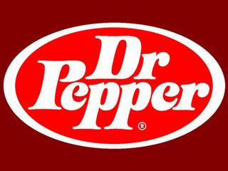 「Dr Pepper(ドクターペッパー)」ロゴマーク