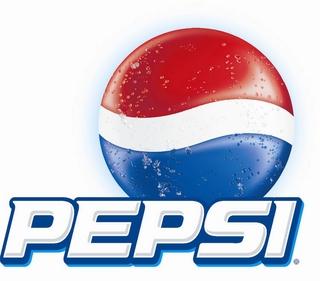 「PEPSI(ペプシコーラ)」ロゴマーク