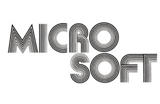 「Microsoft(マイクロソフト)」ロゴマーク