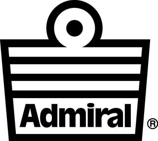 「Admiral(アドミラル)」ロゴマーク