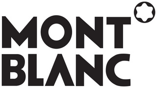 「MONTBLANC(モンブラン)」ロゴマーク
