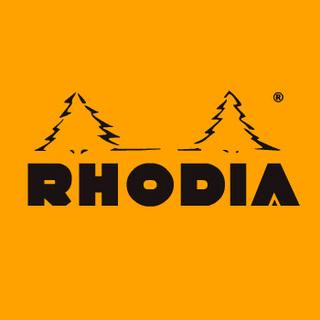 「RHODIA(ロディア)」ロゴマーク