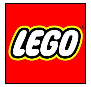 「LEGO(レゴ)」ロゴマーク